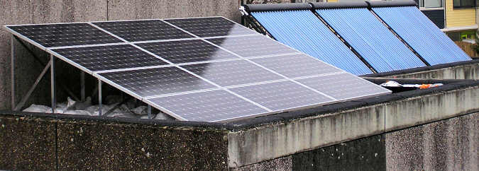 new solarenergy producers in the netherlands present